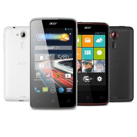 #MWC2014: Liquid Z4, el nuevo Android lowcost de Acer