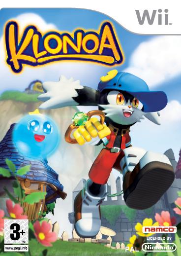 Vuleven los juegos de plataformas: Klonoa