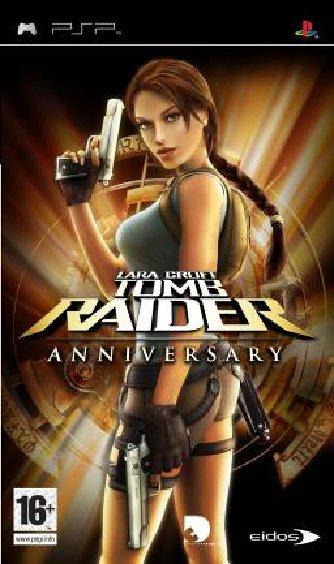 Lara Croft Tomb Raider: Anniversary (PSP)