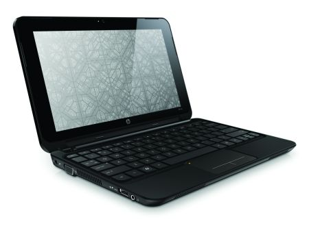 Vodafone amplia su banda ancha móvil con el netbook HP Mini 210