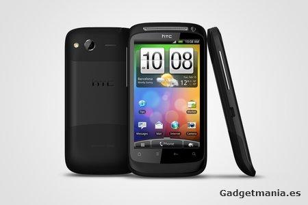 HTC Desire S, un smartphone potente de gama alta