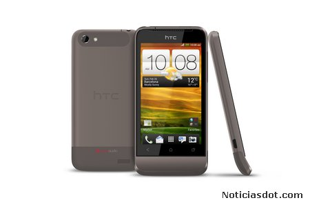 HTC One V, un clásico revitalizado