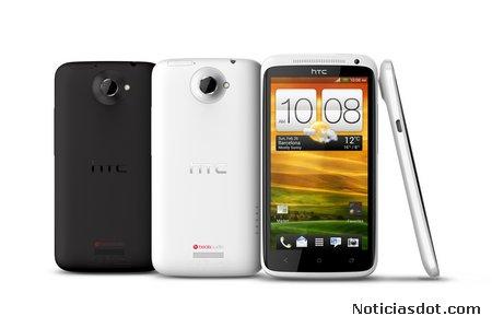 HTC One X, ligero y con acabado de gran calidad