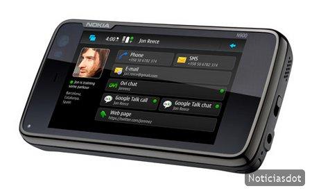 El N900 no soportará MeeGo