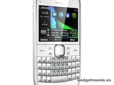 Nokia E6, la familia profesional se renueva