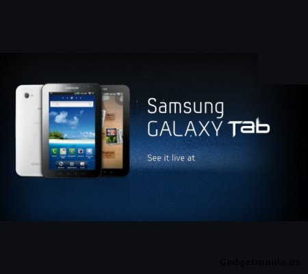 Samsung Galaxy Tab ya supera el millón de unidades vendidas