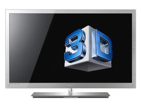 Fabricantes esperan que los videojuegos popularicen las Televisiones 3D