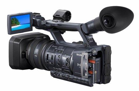 HDR-AX2000E: grabación profesional a un precio realista