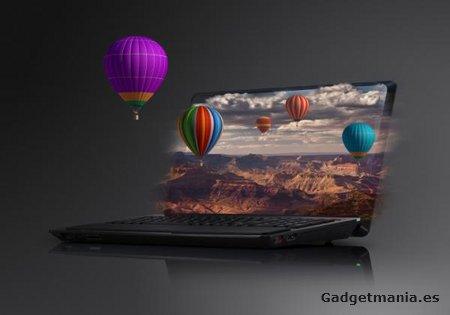 Sony lanza el primer Vaio 3D