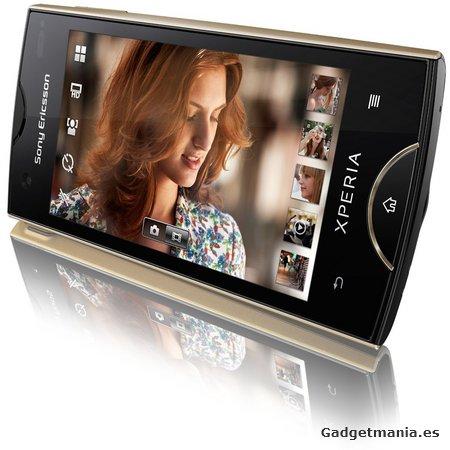 Xperia Ray, el smartphone multimedia de gama alta