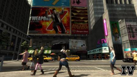 Grand Theft Auto IV Stills from the THINGS WILL BE DIFFERENT Trailer 7