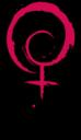Logo de Debian Woman