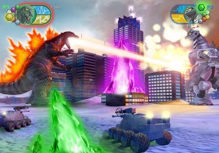 Godzilla-Unleashed Wii