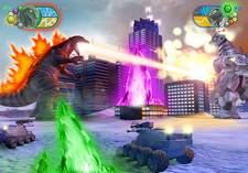 Godzilla Unleashed - Wii Screenshots