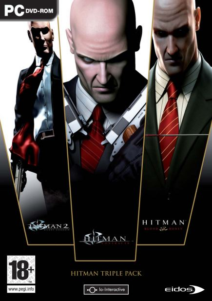 Hitman Triple-Pack