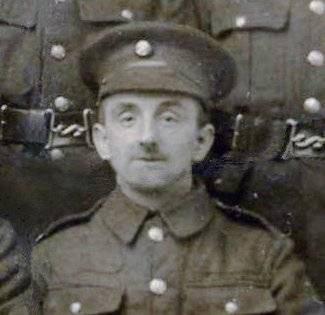 WW1 Experiences of an English Soldier