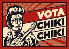 Appel au vote pour chiki chiki en Espagne
