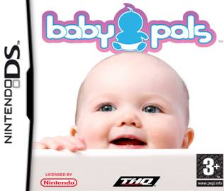 Cubierta Baby-Pals Nintendo DS
