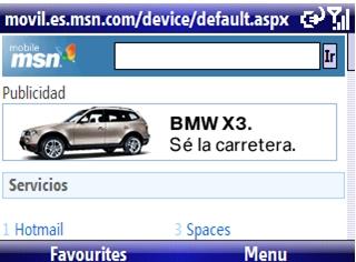 MSN Movil