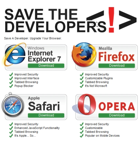 save-the-developers