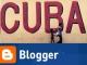 Blogger Cuba