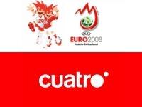 Cuatro se hace de oro con la Eurocopa