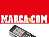 'Marca' lanza una microedición para móviles de Vodafone