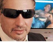 Un ex guardaespaldas de Maradona es ahora un próspero empresario del sexo virtual