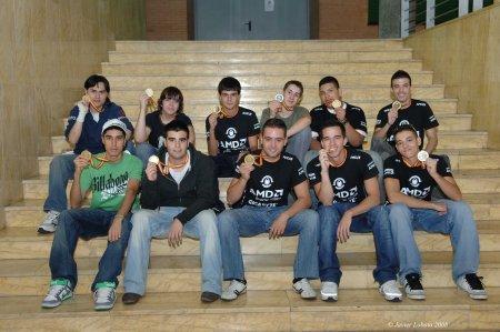 11CLASIFICADOS ESPANA WORLD CYBER GAMES