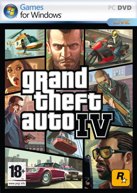 Grand Theft Auto IV (pc) (torrent)