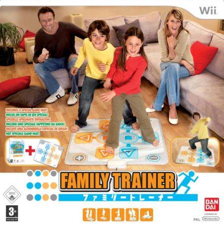 Packshot Family Trainer 2D