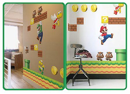 pegatinas Super Mario Bross-02