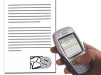 Ya se han enviado más de 150.000 SMS certificados en España