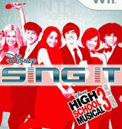 Disney SingIT High School Musical 3, karaoke con las canciones de la película para la Wii