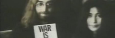 John Lennon-Merry Christmas War Is Over