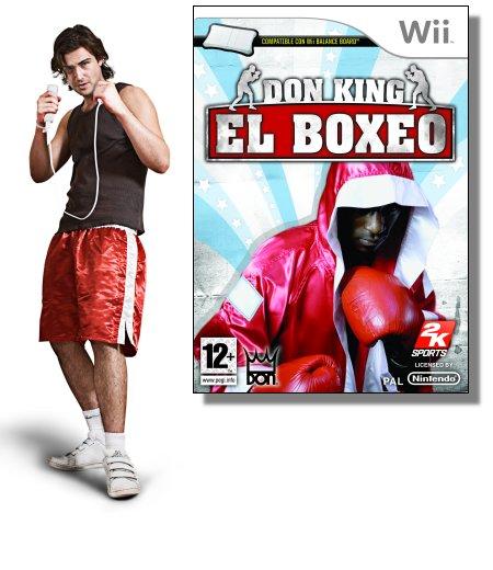 2k DON-KING-BOXING-Wii-CAJA