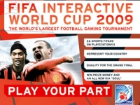 Barcelona, será la sede de la final dl FIFA Interactive World Cup  09