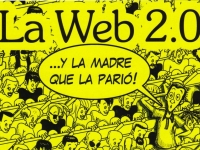 La Web 2.0… y la madre que la parió, un libro que se adentra en el uso social de Internet