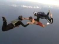 Salto al vacío sin paracaídas… una nueva manera de soltar adrenalina