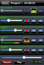 StudioApp para iPhone y iPod touch