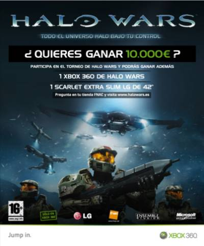 torneo halo wars cartel