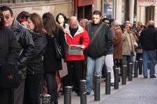 Los españoles no escogen Internet para los trámites