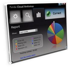 """Panda lanza el gratuito """"Panda Cloud Antivirus"""""""