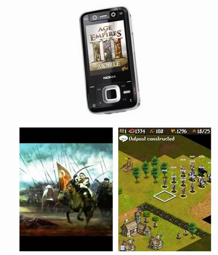 age of empire n-gage
