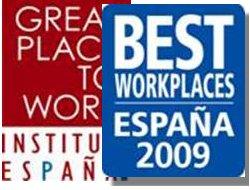 best-workplaces espana 2009
