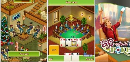 Cafe Hold'Em Poker
