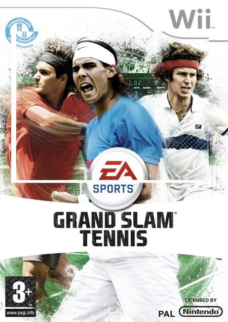 EA Sports Grand Slam Tennis caja espana