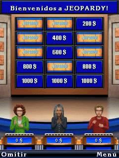 jeopardy deluxe screen