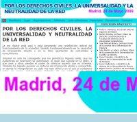 manifestacion internautas madrid 24 mayo