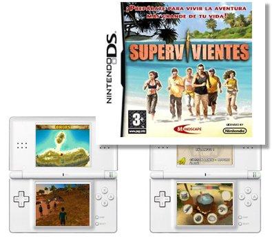 supervivientes DS